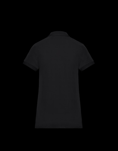 Moncler T-shirts & Tops Woman: POLO SHIRT