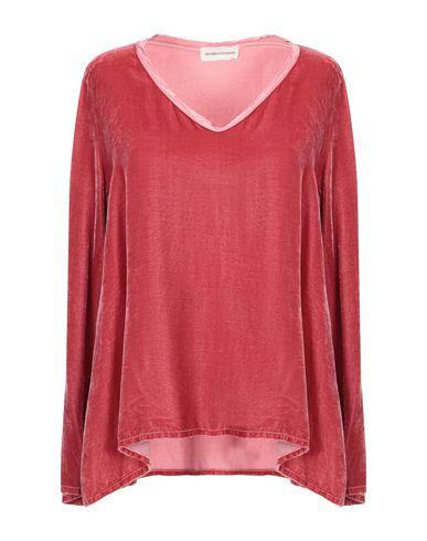 Фото - Женскую блузку SEVEN DAY WONDER кораллового цвета
