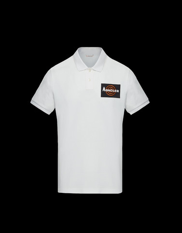 POLO SHIRT White Category Polo shirts Man