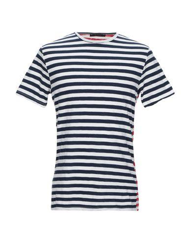 Фото - Женскую футболку INDIVIDUAL темно-синего цвета