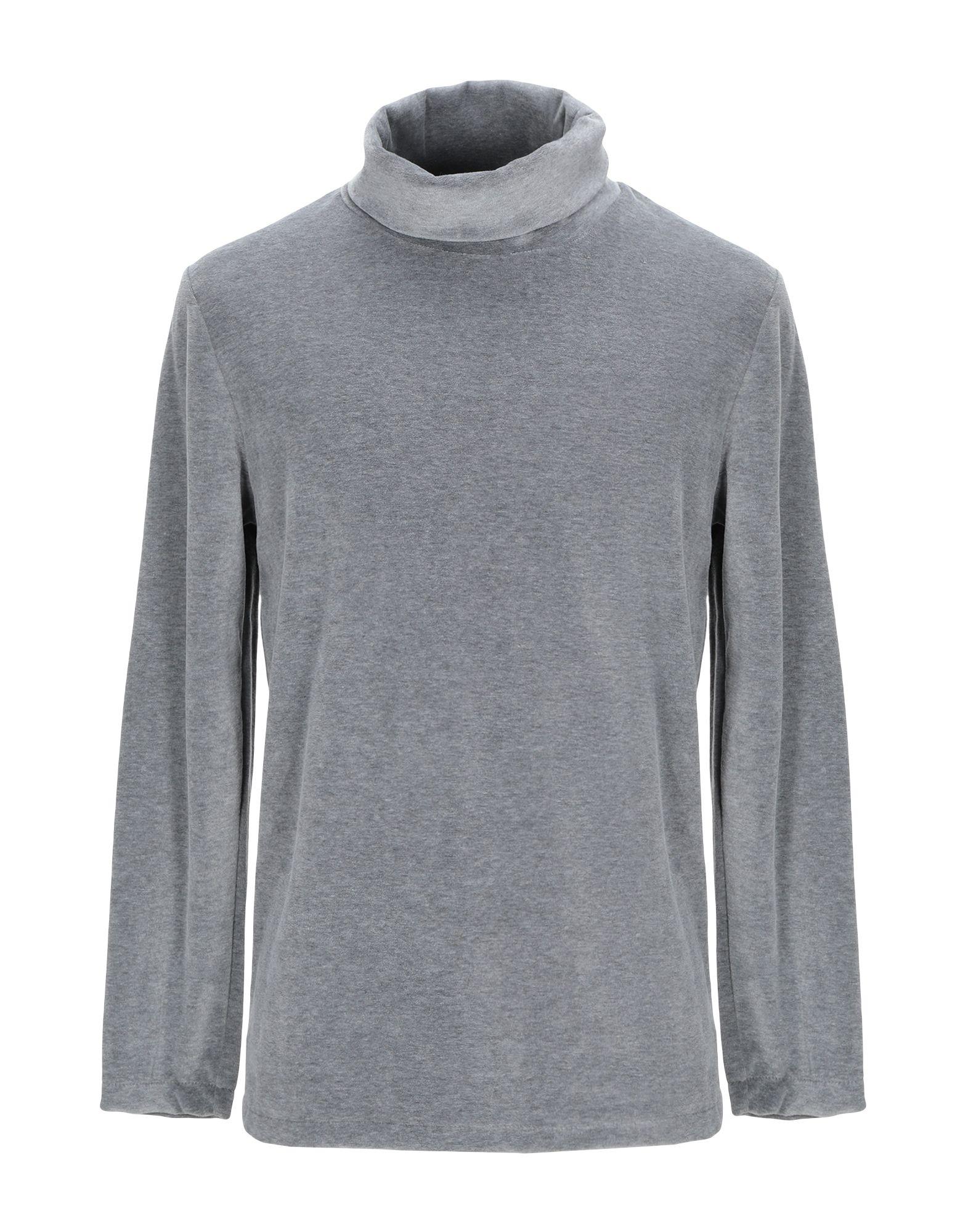《セール開催中》CHOICE NICOLA PELINGA メンズ スウェットシャツ グレー M コットン 66% / ポリエステル 34%