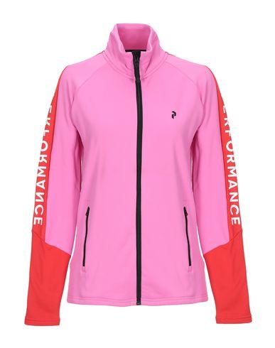 Фото - Женскую толстовку или олимпийку PEAK PERFORMANCE розового цвета