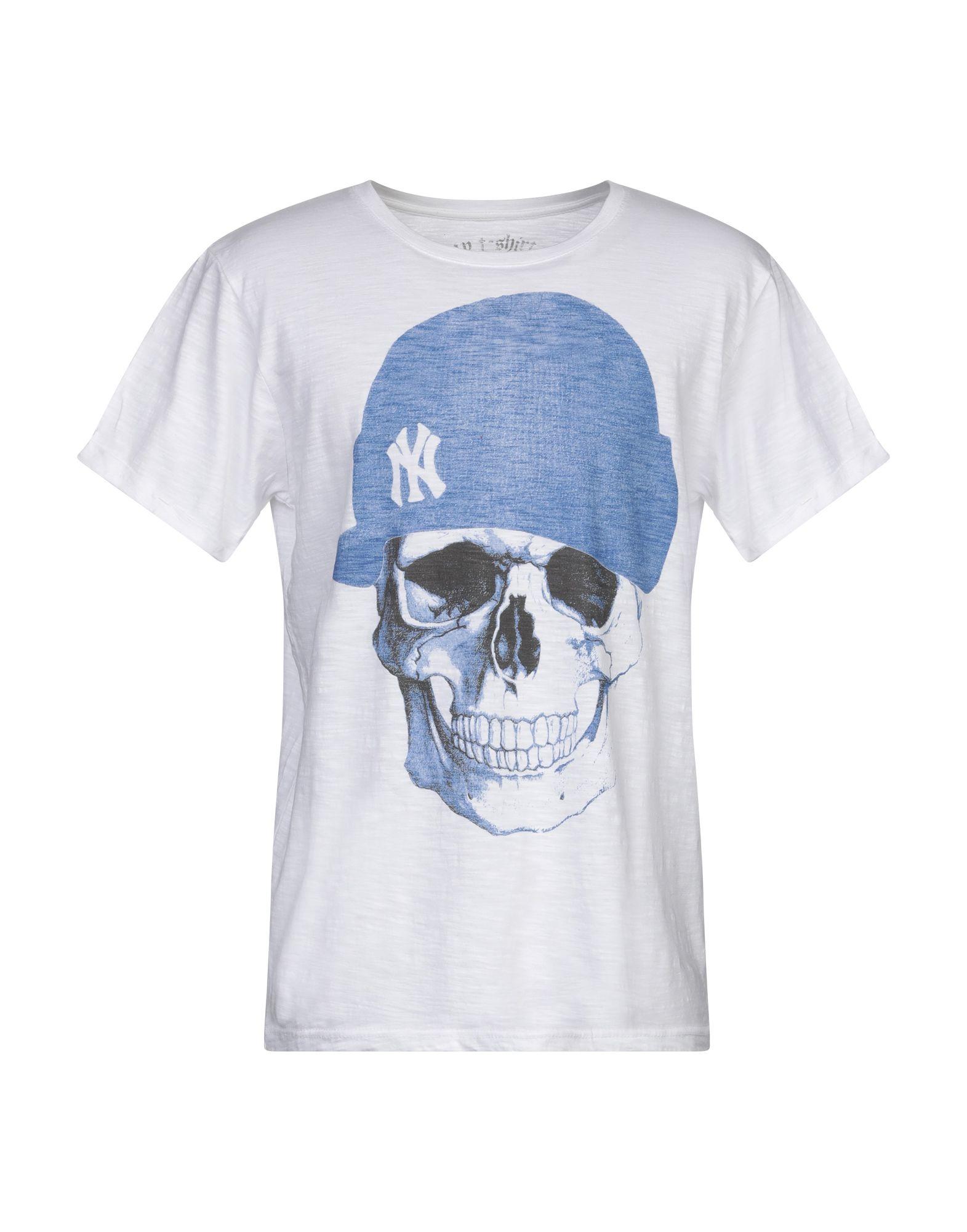 《送料無料》MY T-SHIRT メンズ T シャツ ホワイト XL コットン 100%