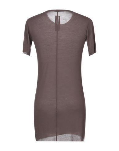 Фото 2 - Женскую футболку  коричневого цвета