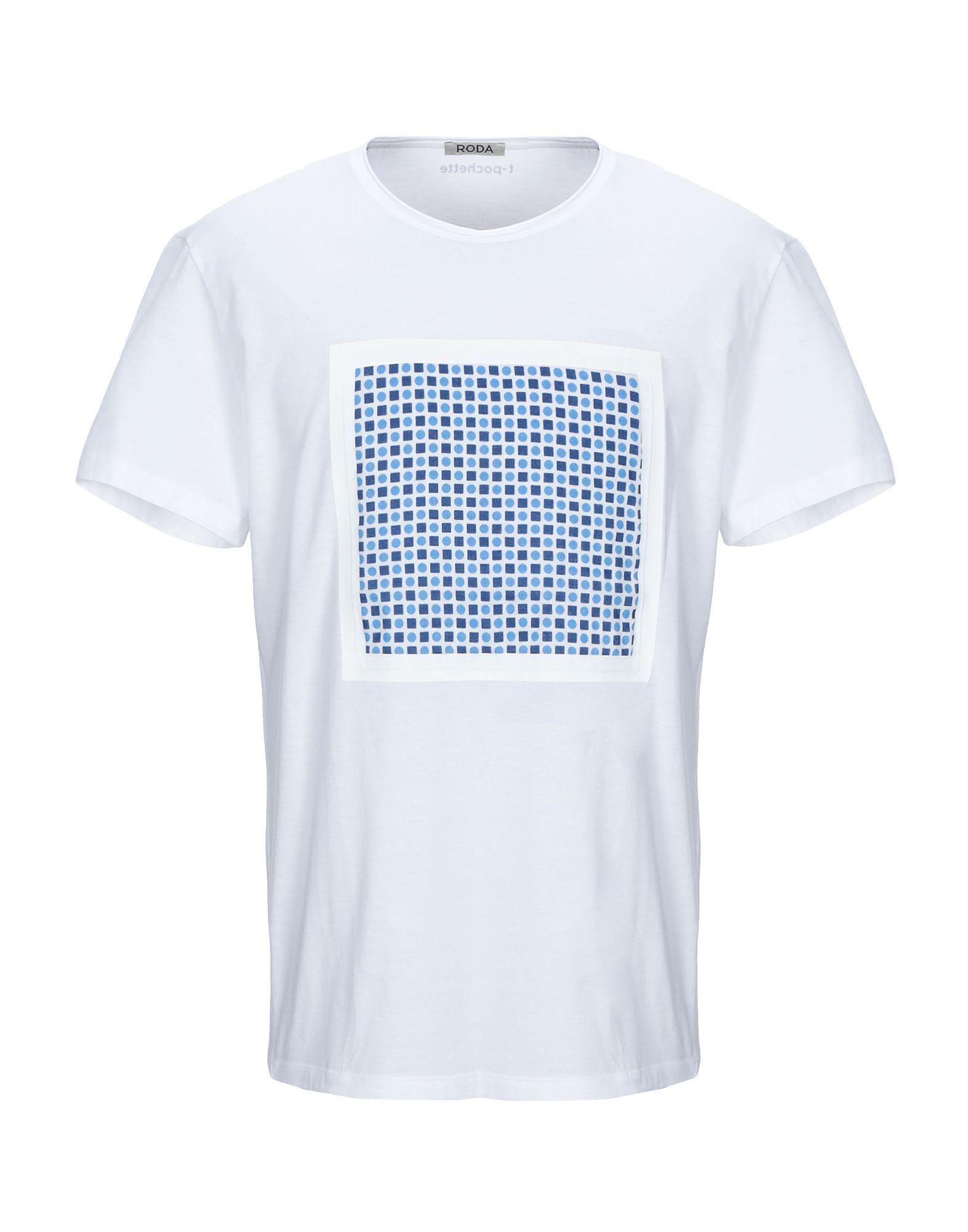 RODA Футболка roda футболка