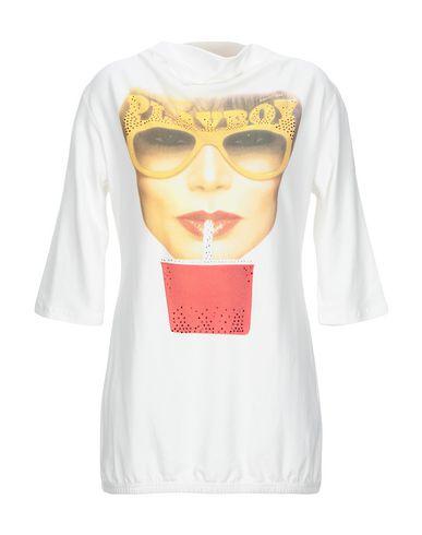 Купить Женскую футболку ATELIER FIXDESIGN цвет слоновая кость