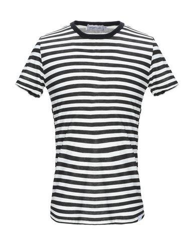 Купить Женскую футболку ORIGAMI LAB черного цвета