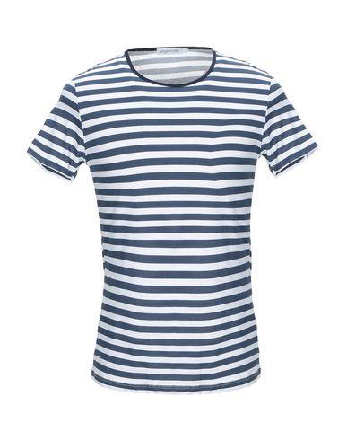 Купить Женскую футболку ORIGAMI LAB темно-синего цвета