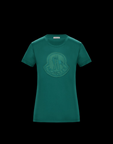 T-SHIRT Green Category T-shirts