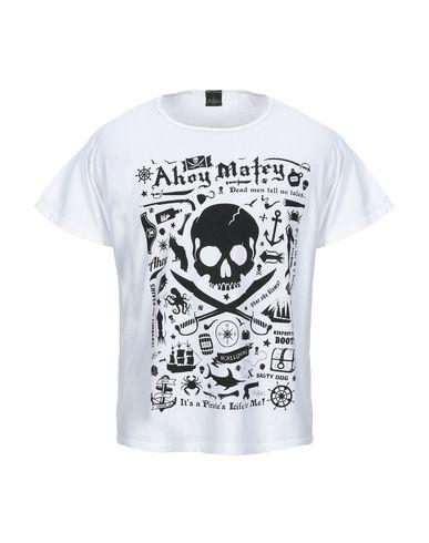 Купить Женскую футболку RÉTRO белого цвета