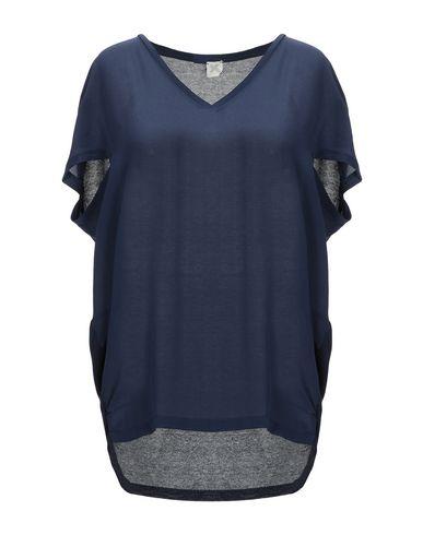 Купить Женскую блузку CENTO X CENTO темно-синего цвета