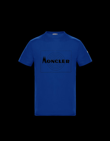 T-SHIRT Blue Category T-shirts