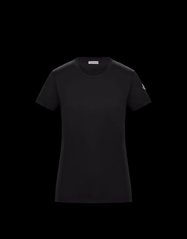 T-SHIRT Black Category T-shirts