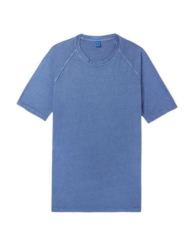 Фото - Женскую футболку ASPESI грифельно-синего цвета