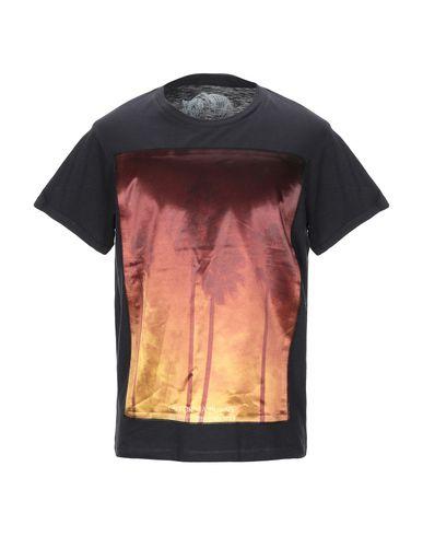 Купить Женскую футболку BASTILLE цвет стальной серый