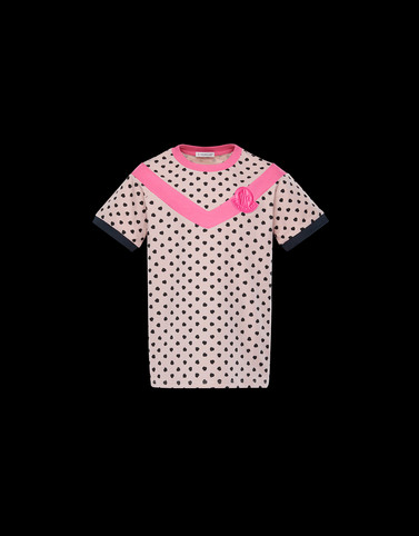 T-SHIRT Pink Kids 4-6 Years - Girl