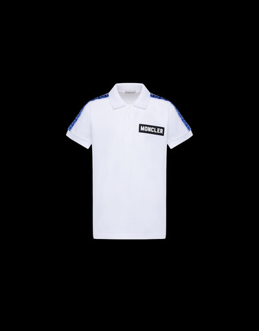 POLO SHIRT White Kids 4-6 Years - Boy