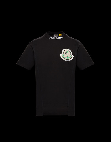 615b9fd9 Moncler Polos and T-Shirts Men FW | Official Online Store