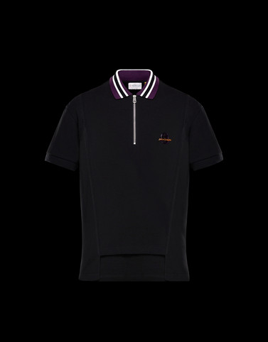 Moncler 8 Moncler Palm Angels Man: POLO SHIRT