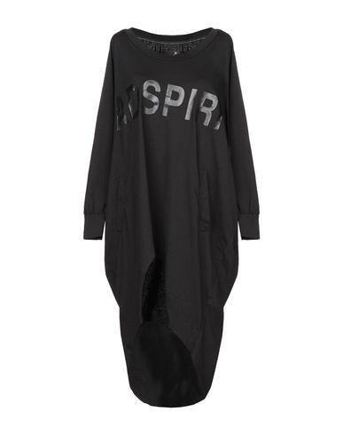 Купить Женскую футболку BAD SPIRIT черного цвета