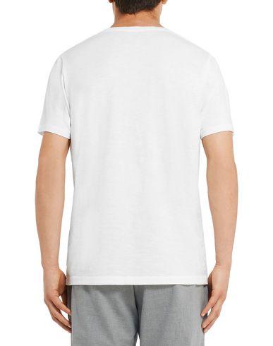 Фото 2 - Женскую футболку HARTFORD белого цвета