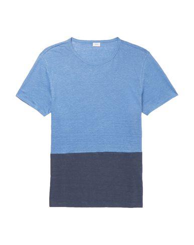 Фото - Женскую футболку ONIA лазурного цвета