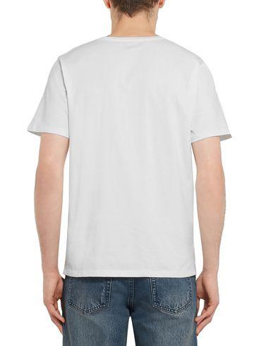 Фото 2 - Женскую футболку SATURDAYS NEW YORK CITY белого цвета
