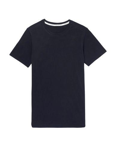 Фото - Женскую футболку HAMILTON AND HARE черного цвета