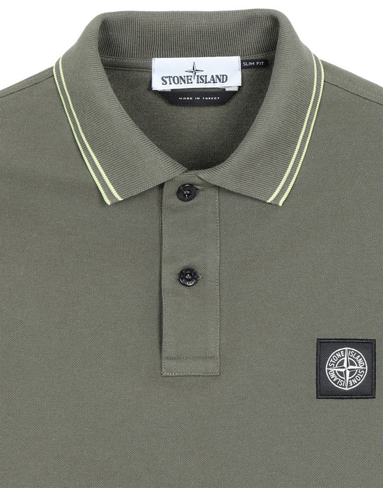 12352286hq - Polo - T-Shirts STONE ISLAND