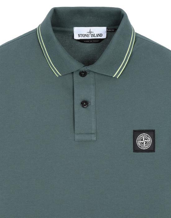 12352286qq - Polo - T-Shirts STONE ISLAND