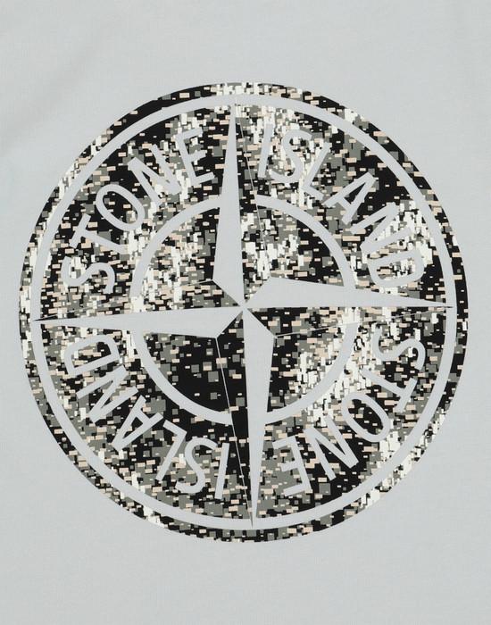 12352386er - Polos - T-Shirts STONE ISLAND JUNIOR