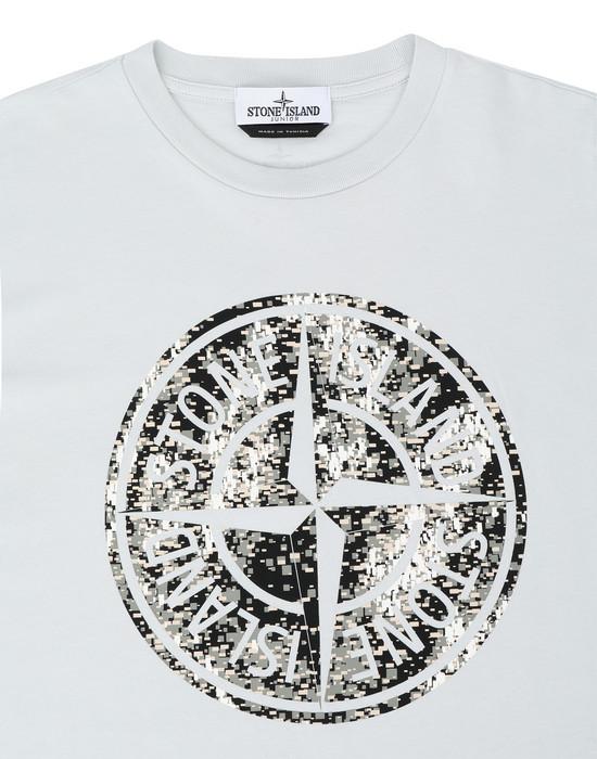 12352390kp - Polo - T-Shirts STONE ISLAND JUNIOR