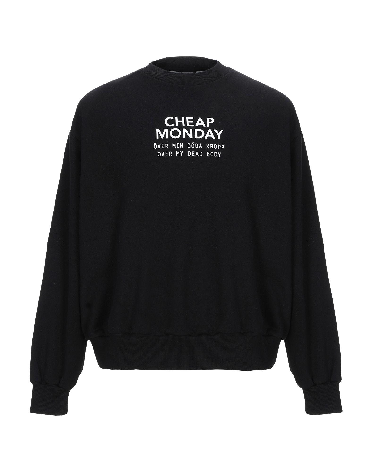 CHEAP MONDAY Толстовка джинсы женские cheap monday цвет синий 0499378 размер 25 32 40 32