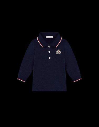POLO SHIRT Dark blue Baby 0-36 months - Boy