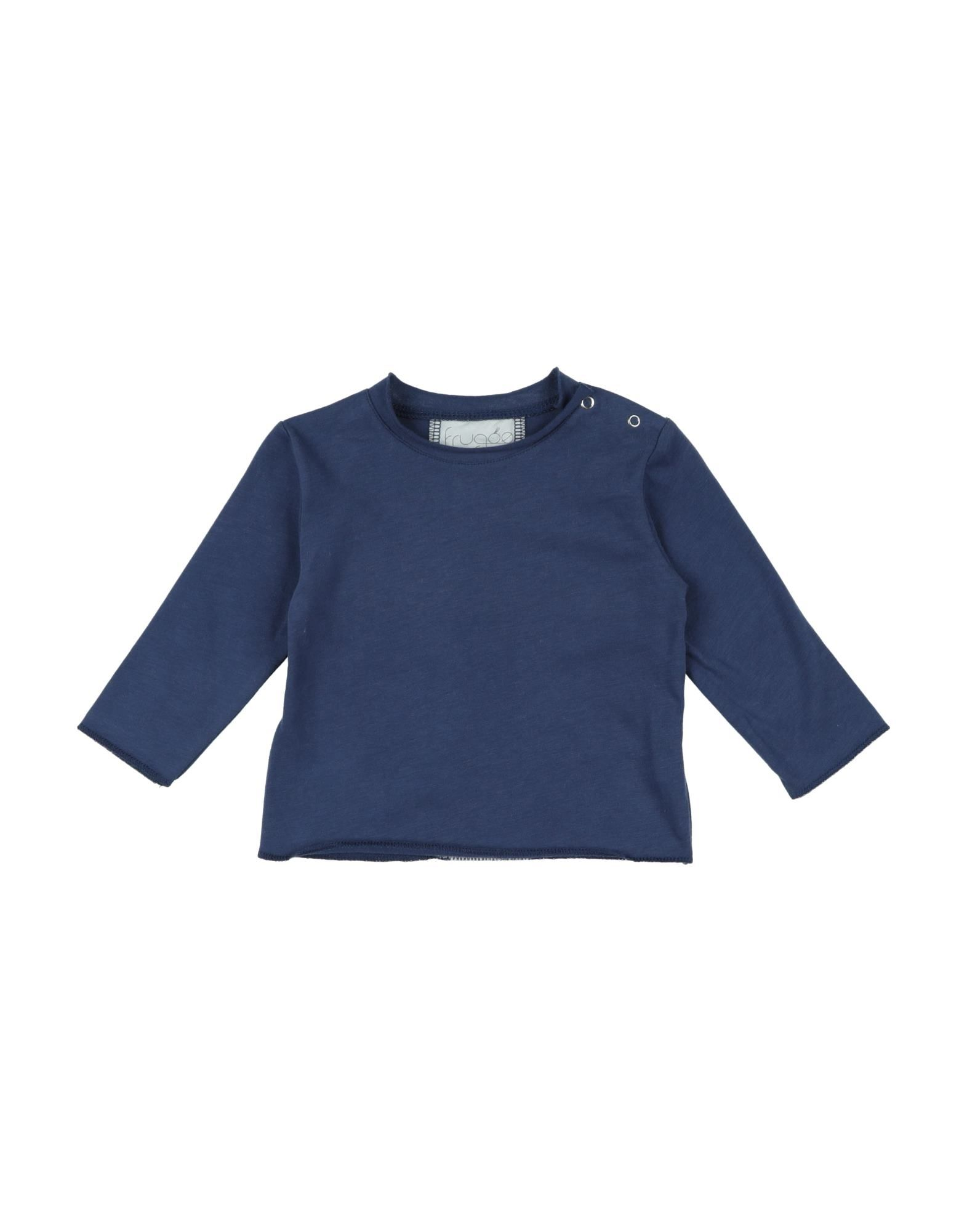 Frugoo Kids' T-shirts In Blue