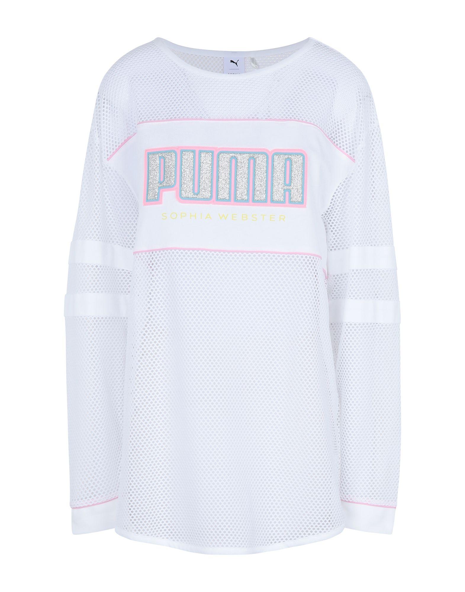 Фото - PUMA x SOPHIA WEBSTER Футболка puma x porsche design футболка