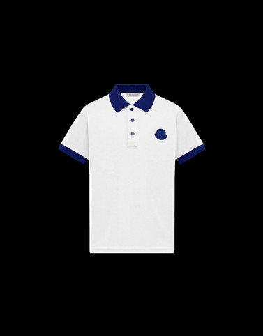 POLO SHIRT Ivory Junior 8-10 Years - Boy Man