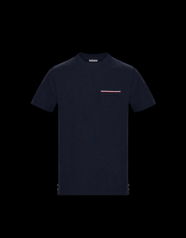 T-SHIRT Dark blue For Men