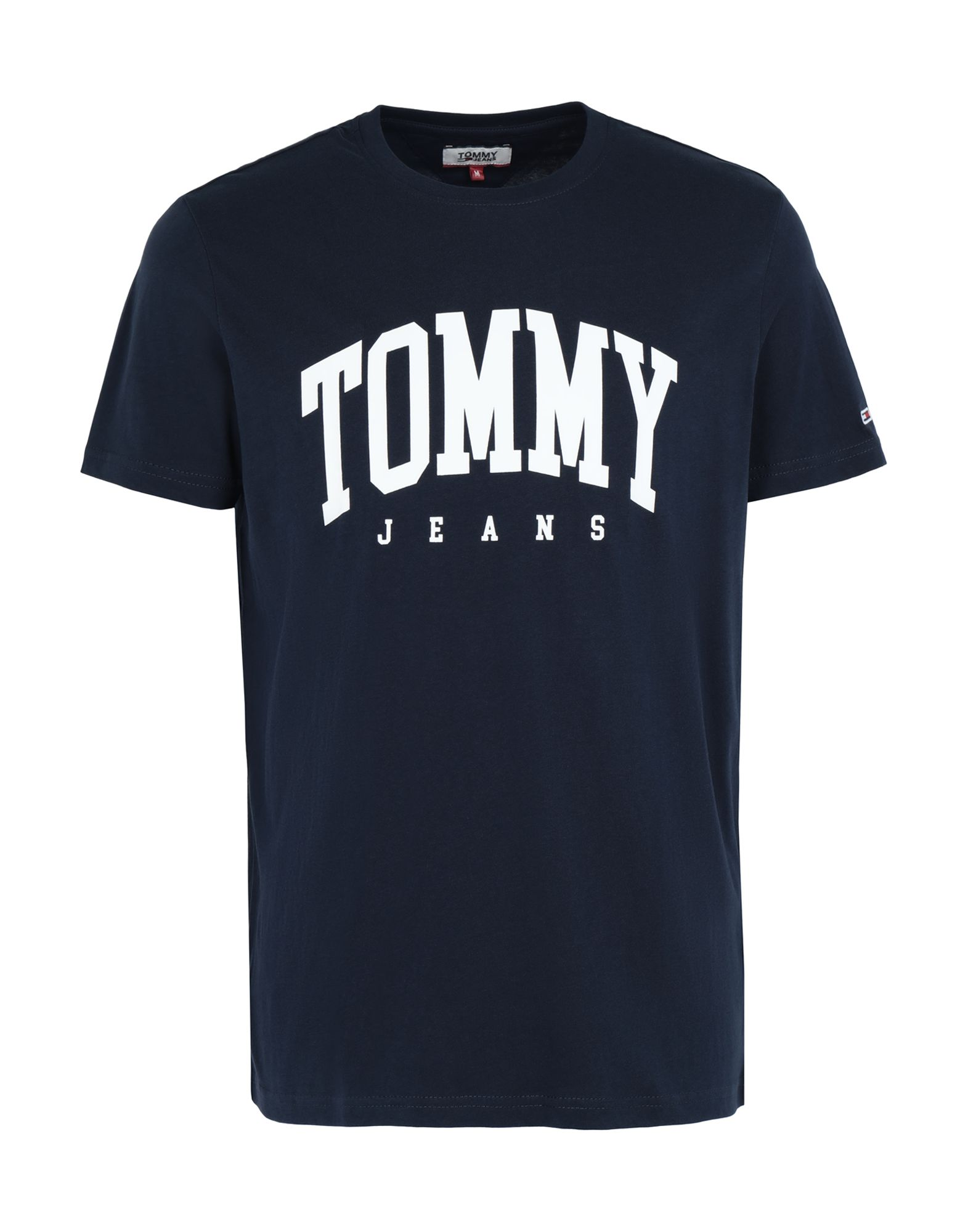 TOMMY JEANS Футболка футболка tommy jeans tommy jeans to052embwao5