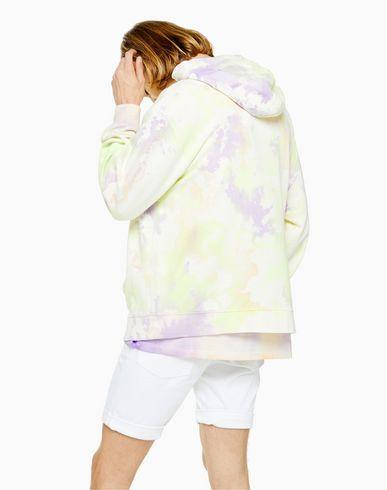 Фото 2 - Мужскую толстовку  фиолетового цвета