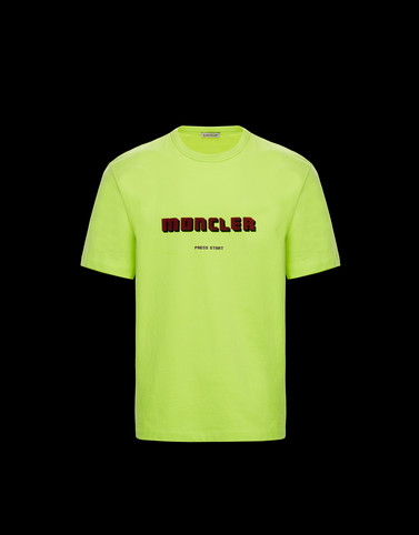 T-SHIRT Acid green Category T-shirts Man