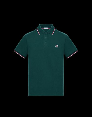 POLO SHIRT Green Category Polo shirts