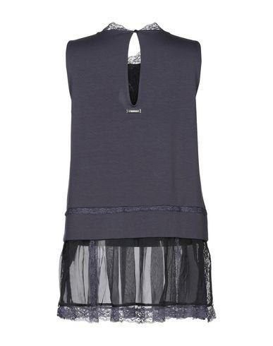 Фото 2 - Женский халат или пижаму TWINSET UNDERWEAR темно-синего цвета