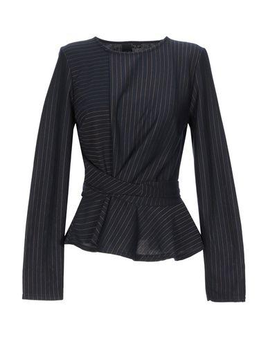 Фото - Женскую блузку LOST INK темно-синего цвета