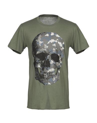Фото - Женскую футболку BOLONGARO TREVOR цвет зеленый-милитари