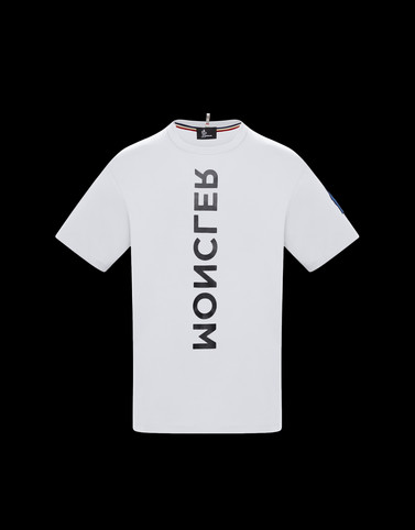 T-SHIRT White Grenoble Knitwear