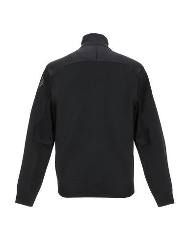 Фото 2 - Мужскую толстовку  черного цвета