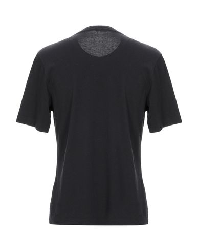 Фото 2 - Женскую футболку  черного цвета