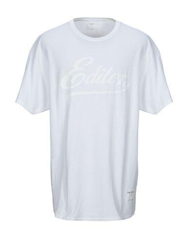 Фото - Женскую футболку THE EDITOR белого цвета