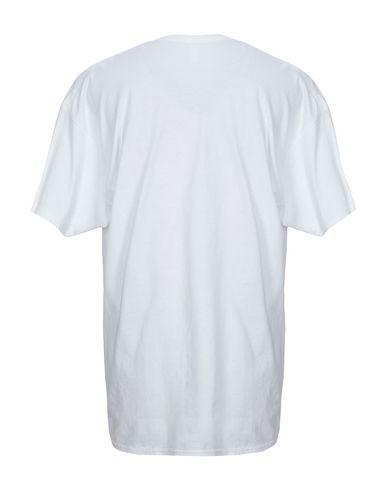 Фото 2 - Женскую футболку THE EDITOR белого цвета